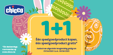 cashback BE NL jouets paques